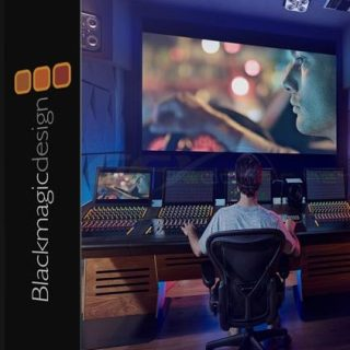 Blackmagic Design DaVinci Resolve Studio crack