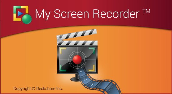 Deskshare My Screen Recorder Crack patch