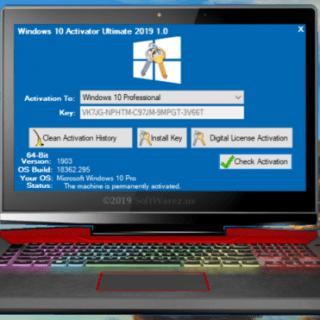 Windows 10 Activator Ultimate 2019 Crack