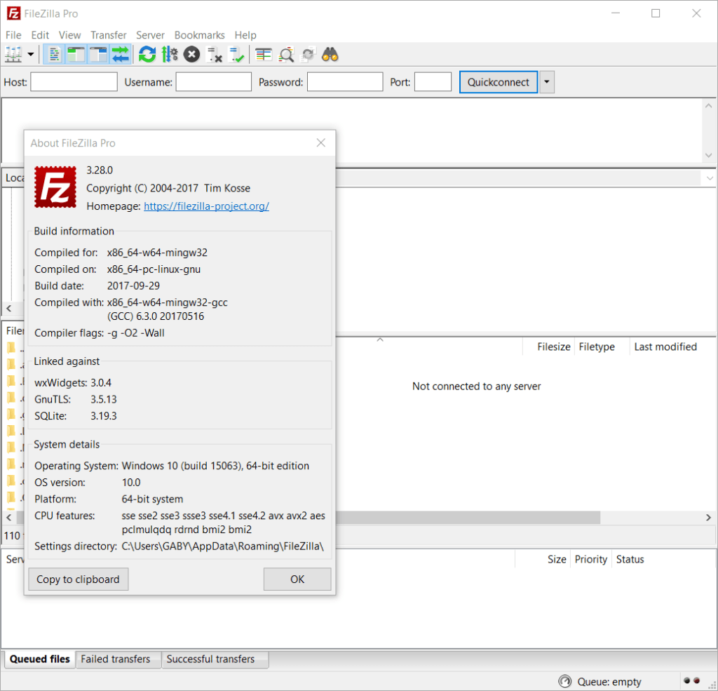 filezilla pro Crack Patch