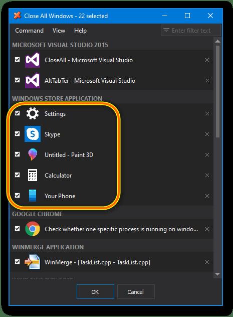 Close All Windows Crack Serial Key