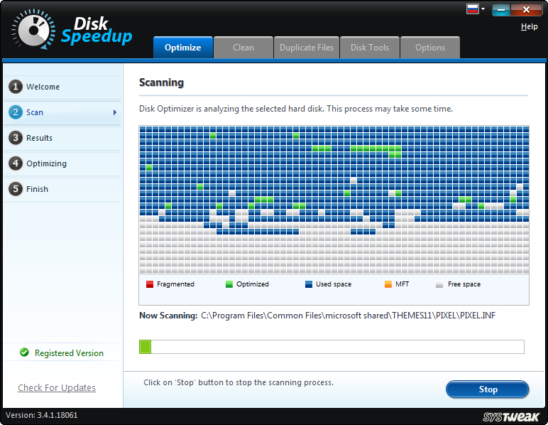 Systweak Disk Speedup Crack Serial Key