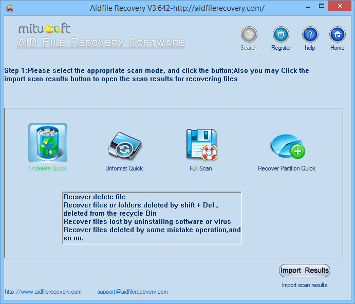 Aidfile Recovery Software Crack Serial Key
