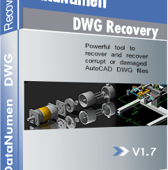 DataNumen DWG Recovery Crack