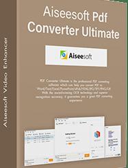 Aiseesoft PDF Converter Ultimate Crack