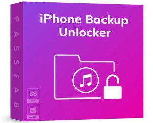 PassFab iPhone Backup Unlocker Crack