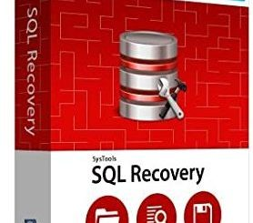 SysTools SQL Backup Recovery Crack