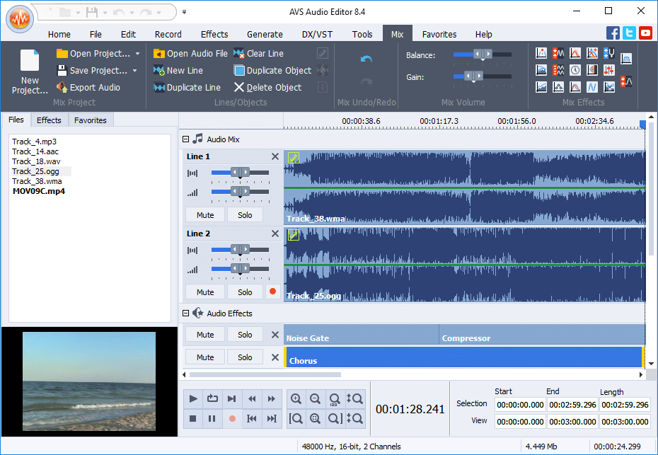 AVS Audio Editor Crack Patch