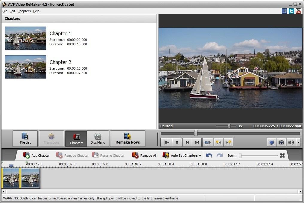 AVS Video ReMaker Crack Patch