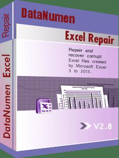 DataNumen Excel Repair Crack