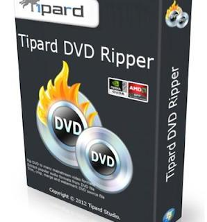 Tipard DVD Ripper Crack
