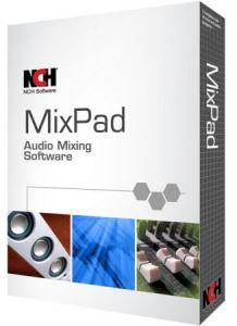 NCH MixPad Crack