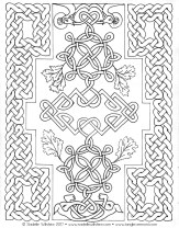 Free Coloring Page Sadelle Anne Wiltshire