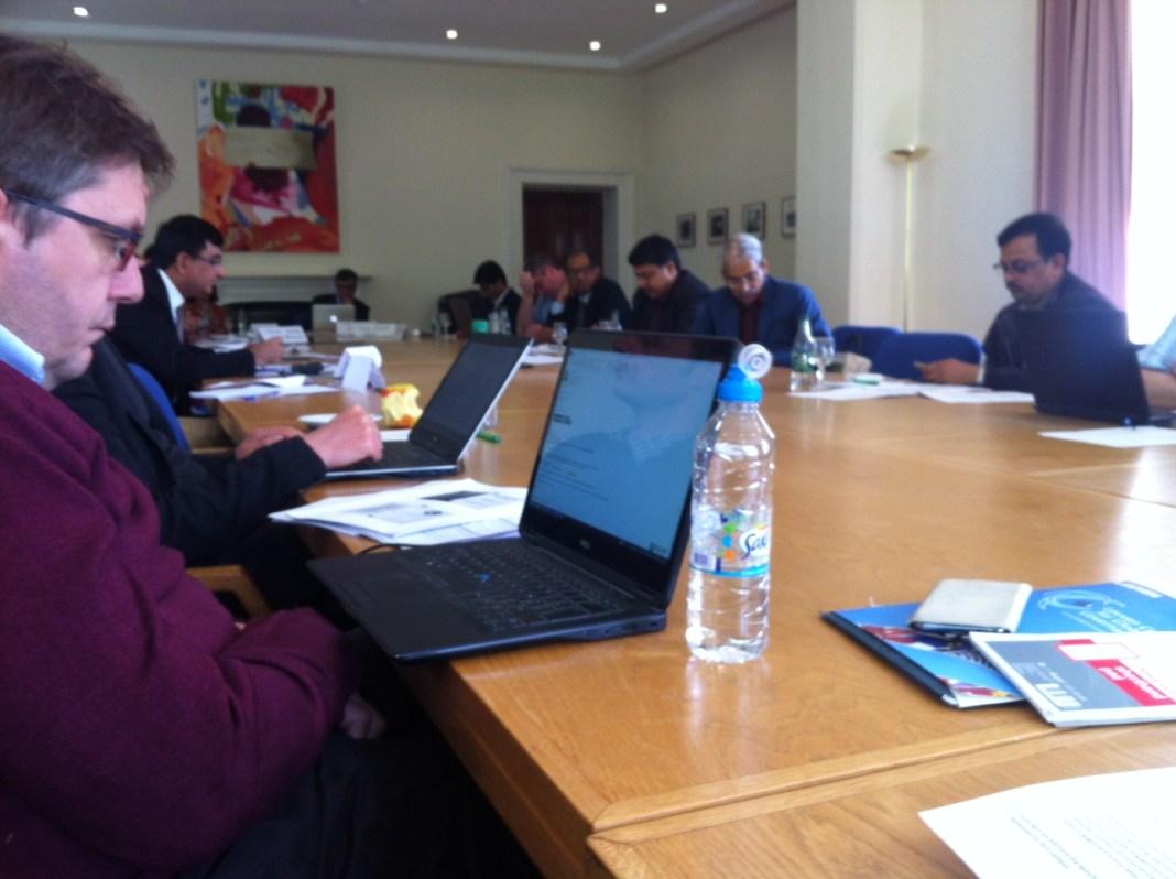 , Kick-off meeting H2020 Global India ETN