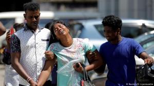 , 'How did Islamist terrorism take hold in Sri Lanka?', Dr Siegfried O. Wolf interviewed by DW on the Jihadist terror attack in Sri Lanka