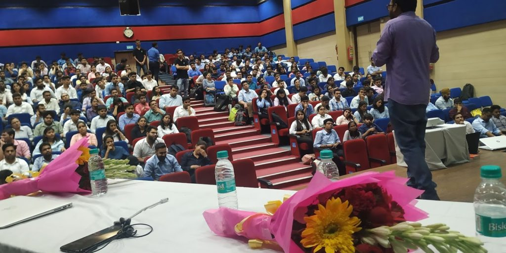 Digital MArketing workshop for Colleges