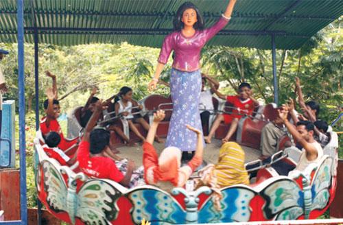Rides Sadhoo Merry Kingdom Amusement Park Chala