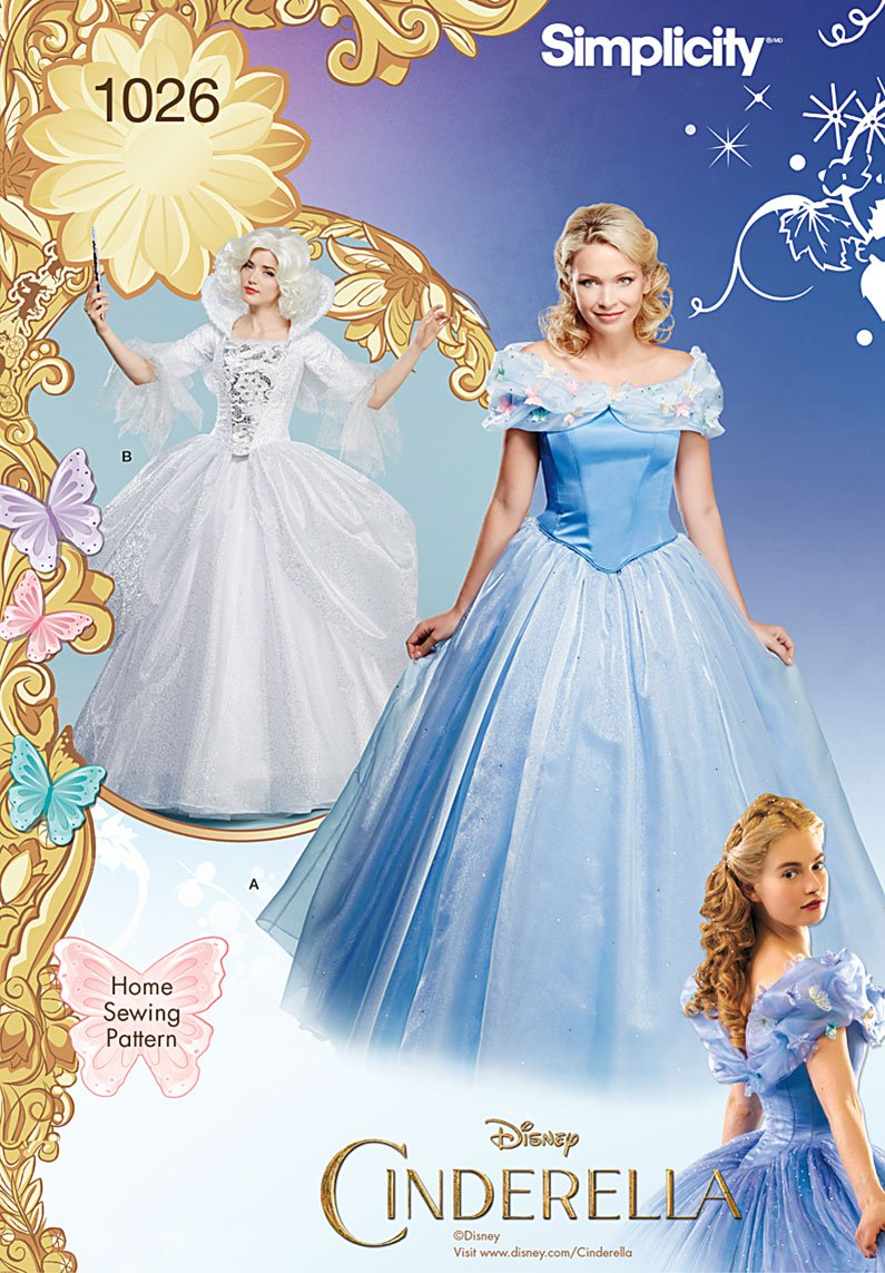 Costume Breakdown: Belle\'s Ball Gown - Sadie by Design
