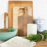 French Farmhouse Decor from the Thrift Store