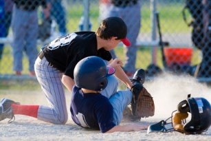 Youth baseball insurance