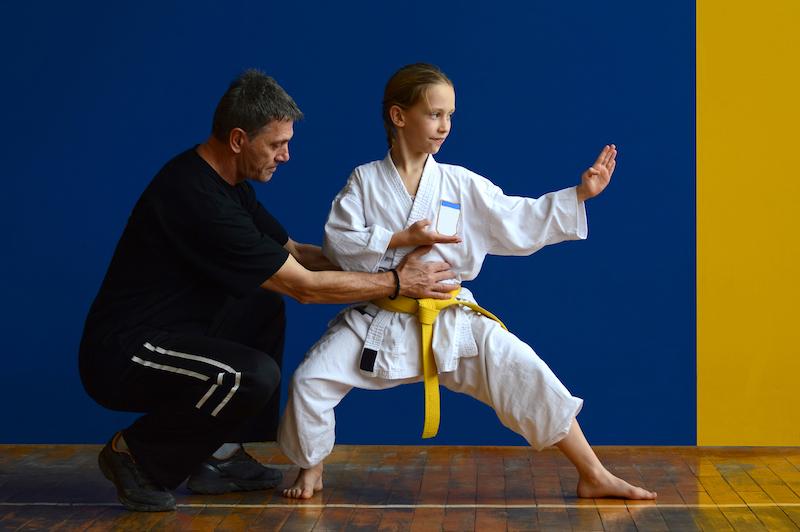 Martial Arts Instructor Insurance Sadler