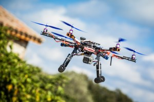 Drone and insurance claims