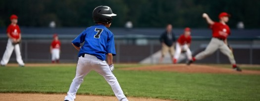 Sports and Recreation - Kids Baseball Game