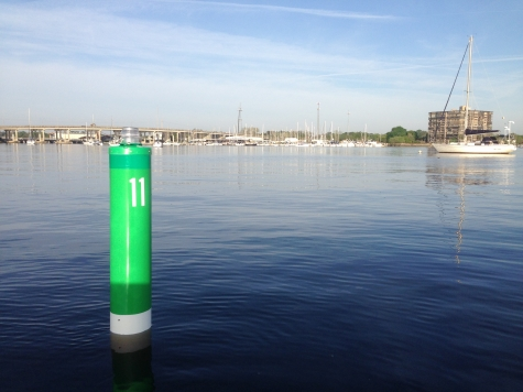 Ortega River Channel Markers » News » Sadler Point Marina