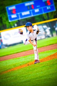 Youth baseball pitching injuries