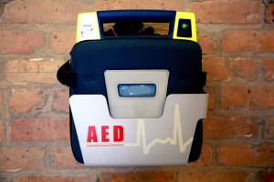 AEDs in ballparks