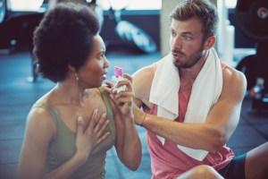 Asthma emergencies in sports