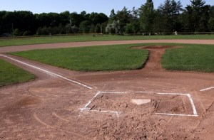 Baseball field liabilities and risks