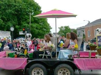 Parade Float risk management