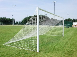 Soccer goal injuries