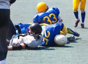 Youth football safety standards