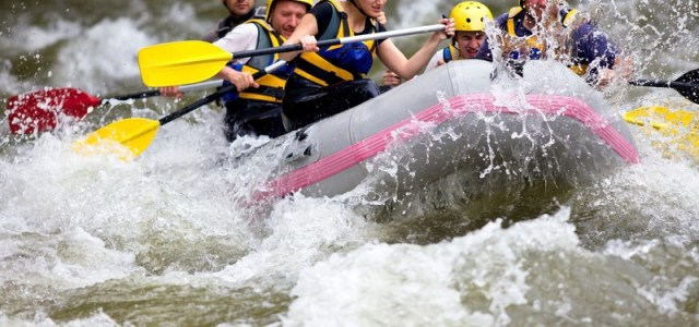 Whitewater rafting insurance