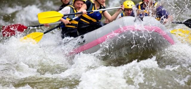 Whitewater rafting insurance