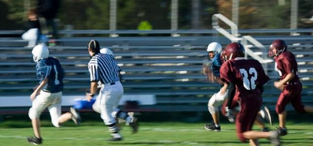 Youth tackle football