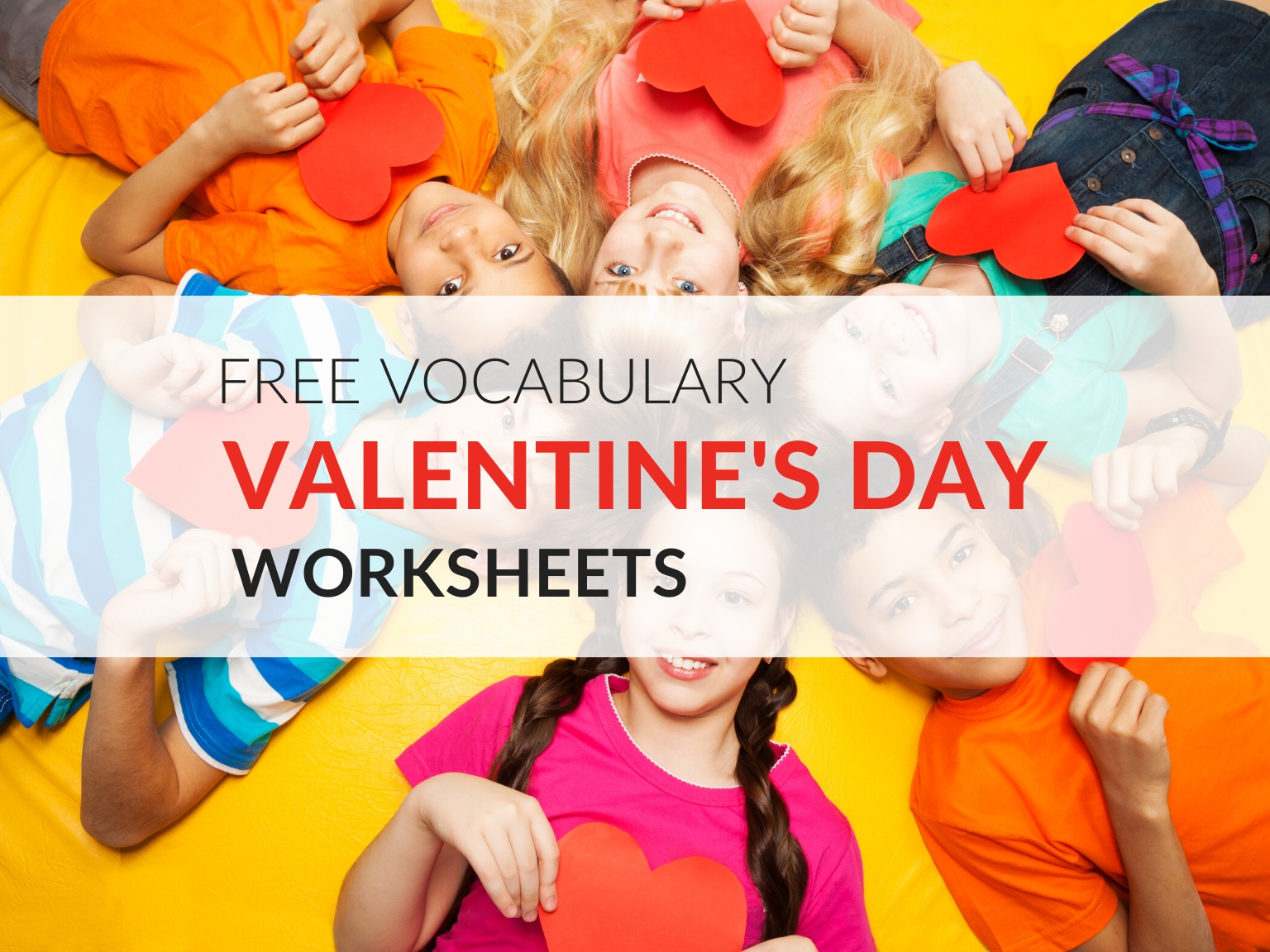 Vocabulary Valentine S Day Worksheets Students Will Love
