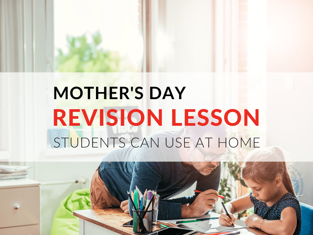 Mother S Day Revision Lesson Grades 3 5