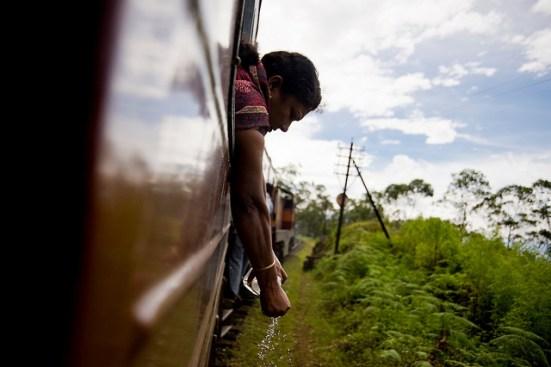 Adoptée du Sri Lanka