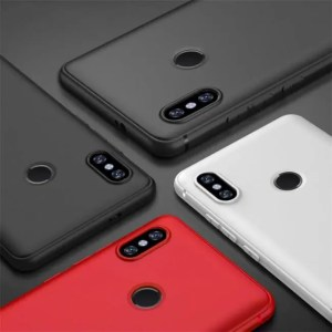 Phone Cases Matte TPU Frosted Silicon Phone Cover For Xiaomi Redmi 5 Plus and Xiaomi Models 5