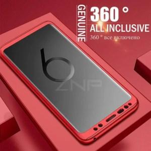 Phone Cases Modern Luxury 360 Degree Full Cover Phone Cases For Samsung Models 360