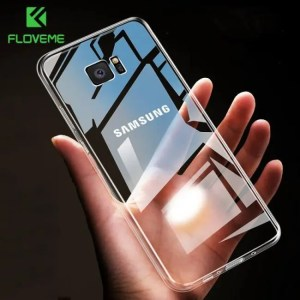 Phone Cases HD Clear Soft TPU Phone Cases For Samsung Galaxy Note Series Cases