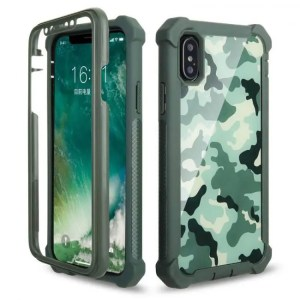 Phone Cases Shockproof Sturdy Cover Heavy Duty Protection Armor Phone Case for iPhoneXS Max iPhoneXR iPhoneX iPhone8 5