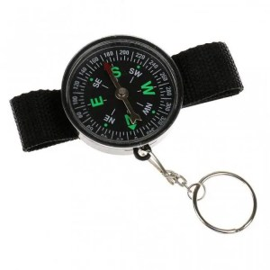 FREE SHIPPING Outdoor Wrist Compass Shockproof Tactical for Survival Pointing Guide AnalogWatch