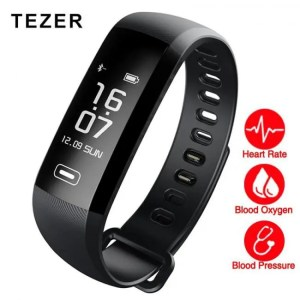 FREE SHIPPING SFPW-6 Fitness Smart Pedometer Health Activity Monitor Pulsometer BP Bluetooth Bracelet Watch 50M