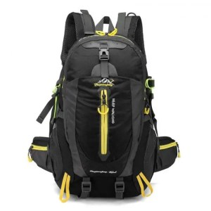 FREE SHIPPING 40L Waterproof Tactical Hiking Cycling Climbing Rucksack Laptop Travel Outdoor Backpack 600D