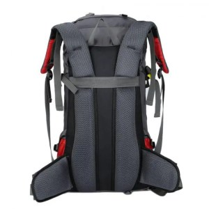 FREE SHIPPING 60L Waterproof Outdoor Camping Hiking Trekking Backpack Sport Bag With Rain Cover Adventure