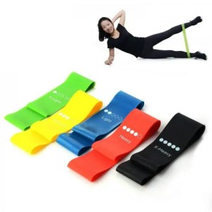 FREE SHIPPING Fitness Yoga Resistance Health Elastic Sport Latex Band Strap Yoga